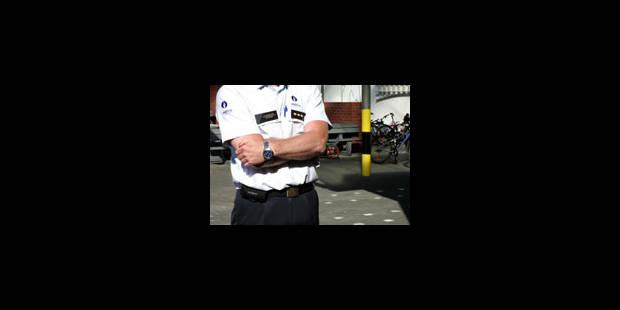 Un policier blesse par balle un homme qui refusait un contrôle - La Libre