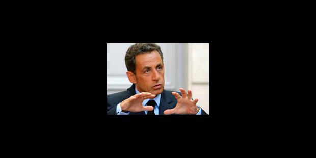 Bonus : Sarkozy exige des... malus - La Libre