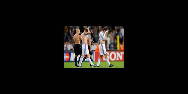 Anderlecht encore humilié par Lyon