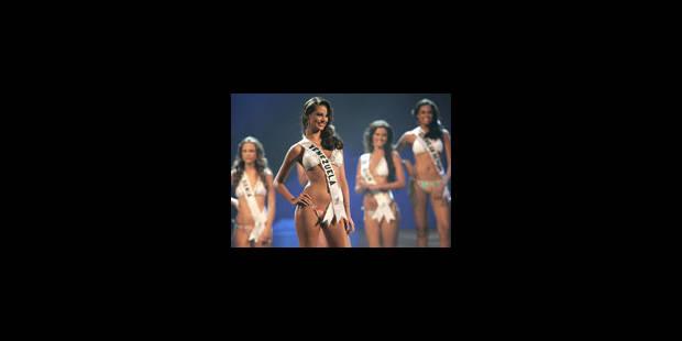 Miss Venezuela sacrée Miss Univers 2009 - La Libre