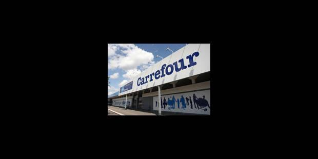Carrefour lance une gamme de produits à bas prix - La Libre