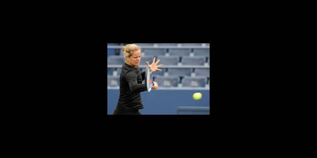 Clijsters ouvre le bal à Flushing Meadows - La Libre