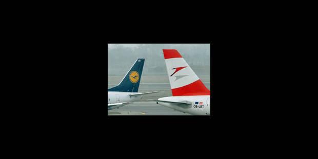 Lufthansa accepte les conditions de Bruxelles pour racheter AUA - La Libre