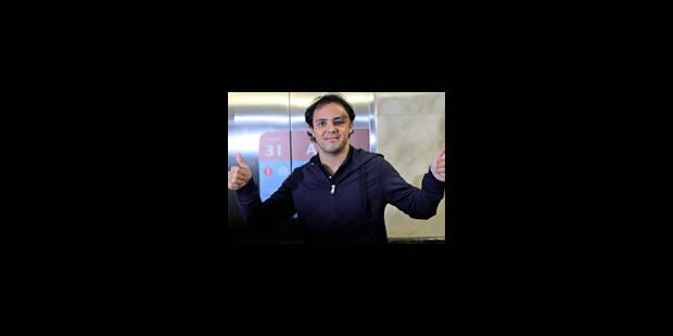 Ferrari attend Felipe Massa - La Libre