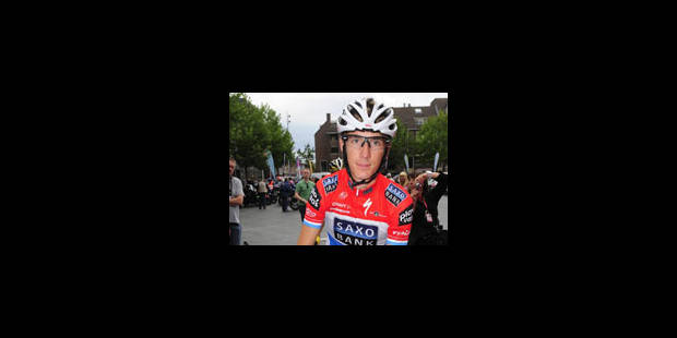 Vuelta - Andy Schleck renonce