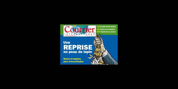 Le Courrier International s'allie avec IPM - La Libre