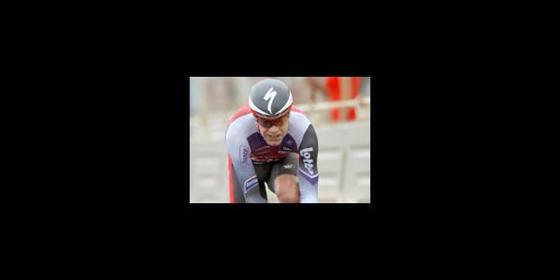 Vuelta/8e étape: Victoire de Cunego, Evans leader - La Libre