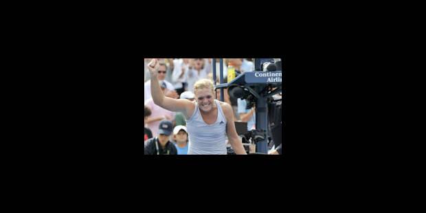 Melanie Oudin, nouvelle star du tennis américain - La Libre