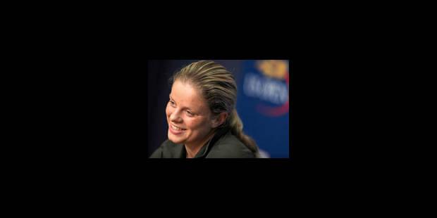 Kim Clijsters dans le dernier carré - La Libre