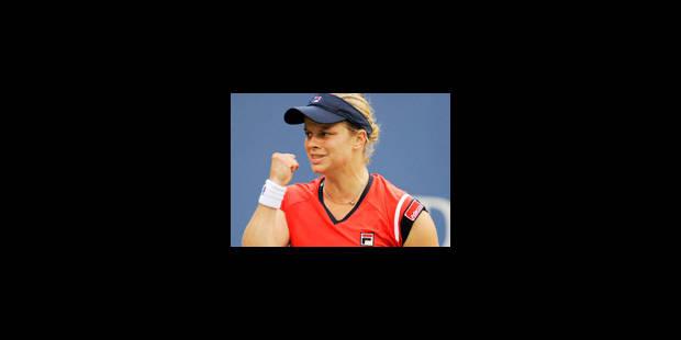 Kim devient favorite... avant d'affronter Serena - La Libre