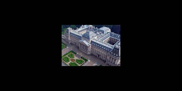 La RTBF fâche le Palais Royal - La Libre