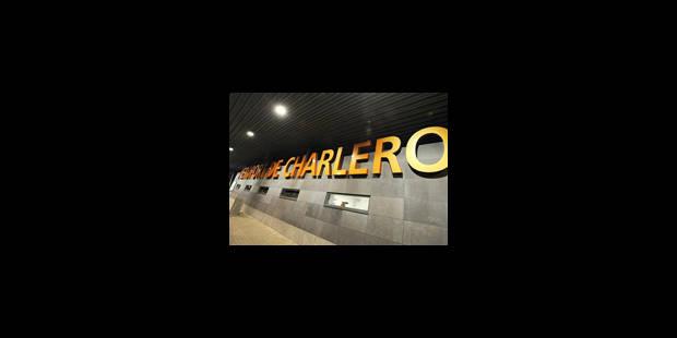 Charleroi: Bientôt le 3 millionième passager - La Libre