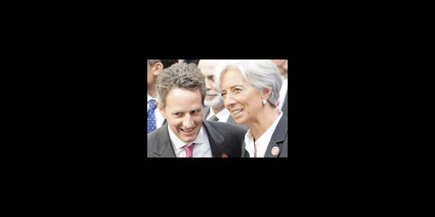 Bonus: compromis trouvé au G20 Finances - La Libre