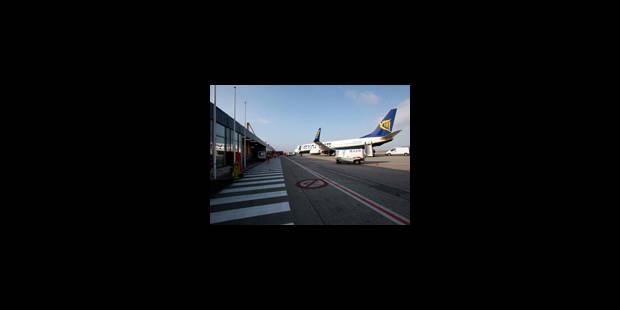 L'aéroport de Charleroi a accueilli un million de passagers cet été