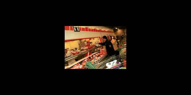 Supermarchés: Colruyt reste le moins cher