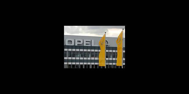 Opel: Réunion le 23/09 à Anvers pour l'emploi