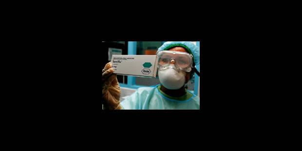 Grippe H1N1: la production de vaccins inférieure aux prévisions - La Libre