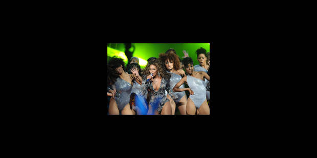 """Michael Jackson règne sur les """"MTV Video Music Awards"""" (vidéo) - La Libre"""