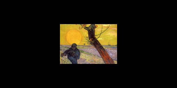 Vincent Van Gogh en toutes lettres - La Libre
