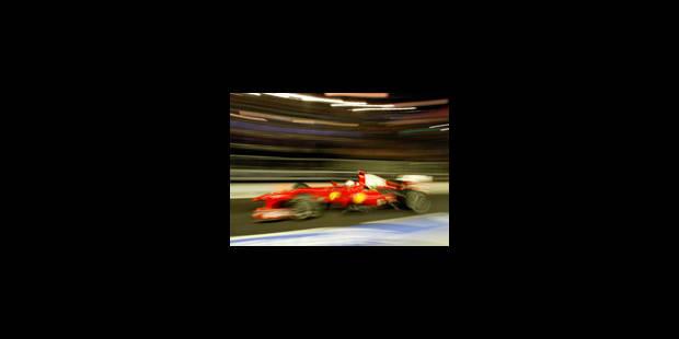 Barrichello pénalisé de cinq places sur la grille - La Libre