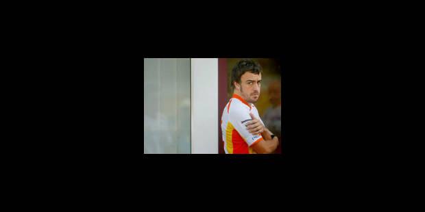 Alonso se rapproche de plus en plus de Ferrari - La Libre