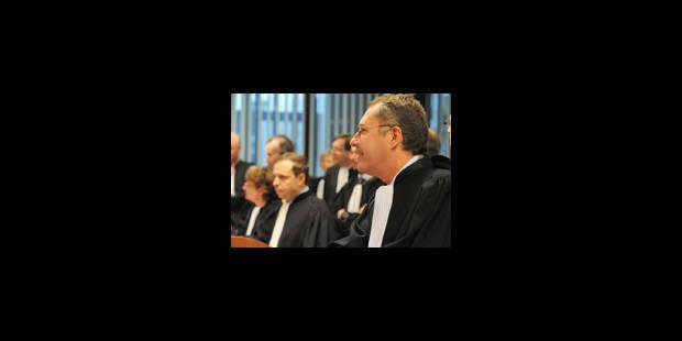 La plaidoirie de Me Modrikamen devant le tribunal de commerce - La Libre