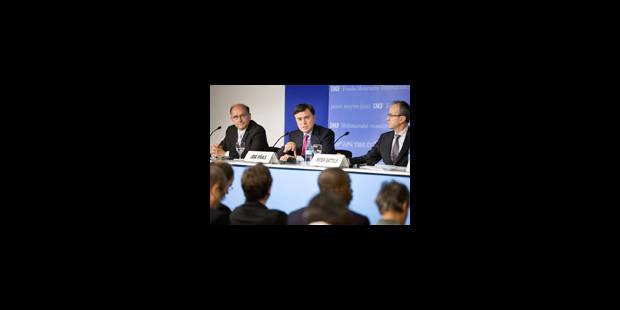 Le FMI prédit une légère reprise en Europe - La Libre