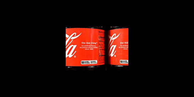 Coca-Cola : la Belgique toujours plus à la pointe - La Libre