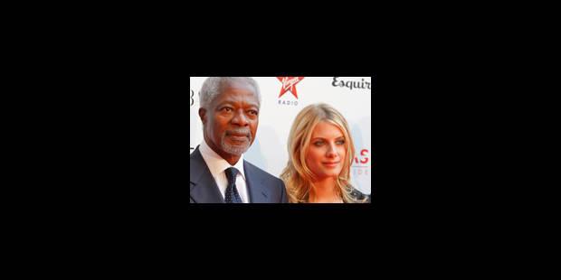 Kofi Annan lance une pétition musicale pour le climat