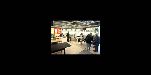 L'Ikea de Gand tire la chaîne - La Libre