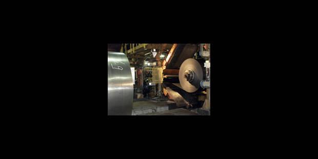 ArcelorMittal veut redémarrer le laminoir à chaud de Chertal - La Libre
