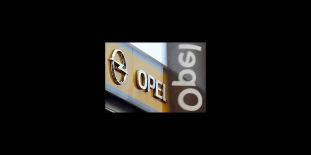 Opel: Demande d'éclaircissements à l'Allemagne - La Libre