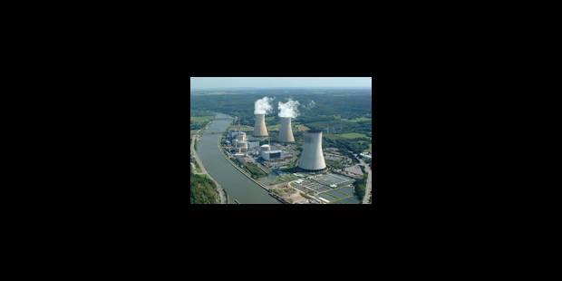 Dix ans de vie de plus pour trois réacteurs - La Libre
