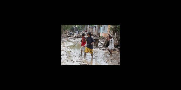 Philippines: au moins 168 morts dans des glissements de terrain - La Libre