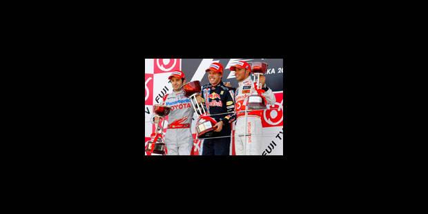 "La grande ""dis"" pour Vettel - La Libre"