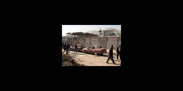 Une violente explosion secoue Kaboul - La Libre