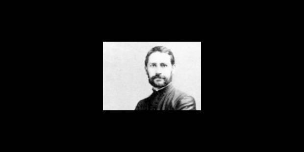 Conrardy, le père Damien liégeois - La Libre