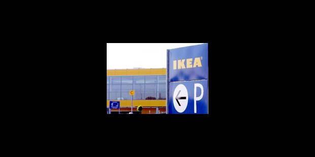 Ikea a des prix de vente plus élevés en Belgique - La Libre