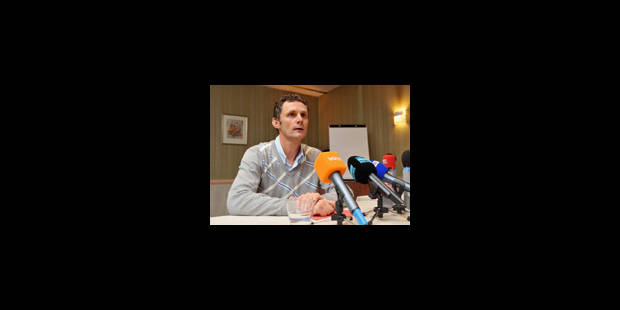 Francky Vandendriessche clame son innocence - La Libre
