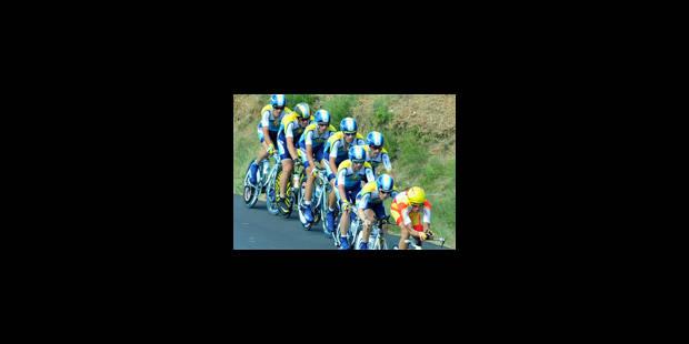 Le Tour de France 2010 passera par Bruxelles - La Libre