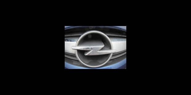La vente d'Opel à Magna signée cette semaine?