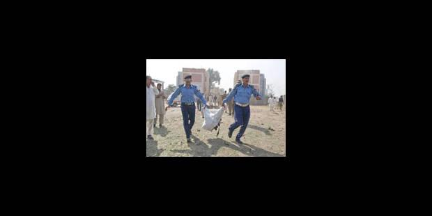 Nouvel attentat suicide au Nord-Ouest du Pakistan - La Libre