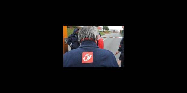 La Poste: Matinée de négociations sur les facteurs de quartier - La Libre