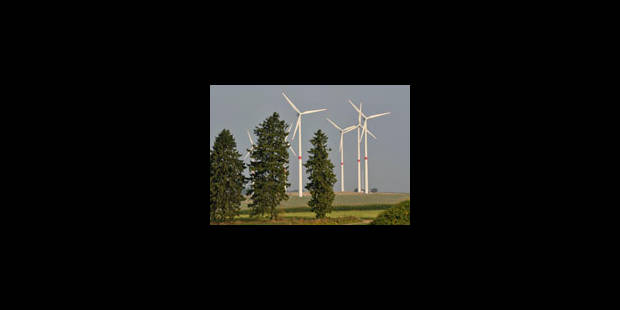 Des éoliennes communales ? - La Libre