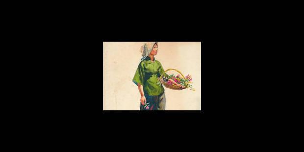 Tchang, du personnage à l'artiste - La Libre
