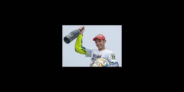 9e titre de champion du monde pour Rossi - La Libre