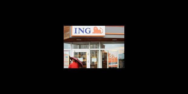 Le groupe ING acculé à vendre l'assurance - La Libre