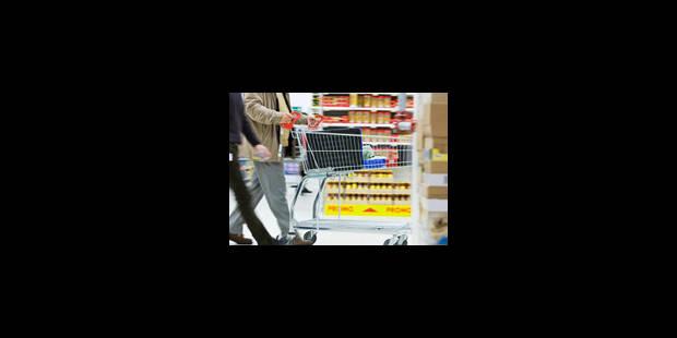 Inflation négative pour le 6e mois consécutif - La Libre