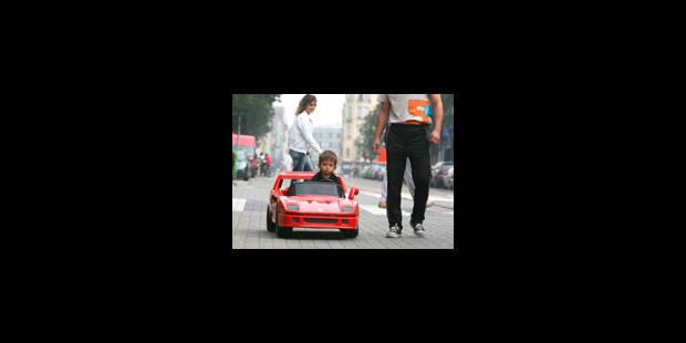 Une auto par famille? - La Libre