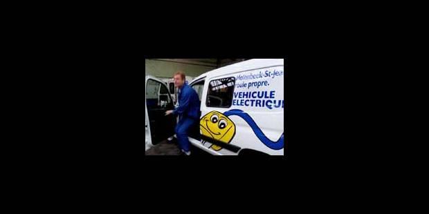 Un premier site de rechargement pour voitures électriques - La Libre